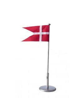 Nordahl Andersen - Flagstang - Fortinnet